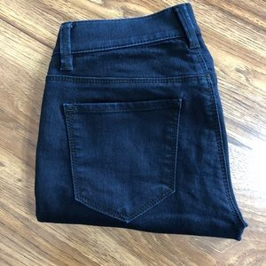 Ann Taylor Seamed crease jeans size 0/P